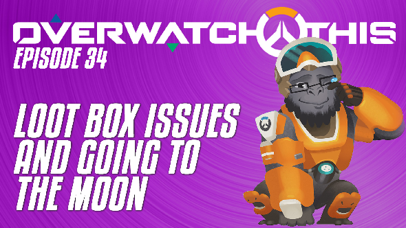 Overwatch This episode 34: the loot box problem and new moon map